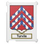 Escudo de la familia de Turvile