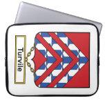 Escudo de la familia de Turvile Fundas Ordendadores