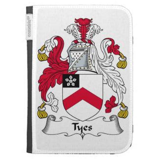 Escudo de la familia de Tyes