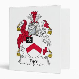 """Escudo de la familia de Tyes Carpeta 1"""""""
