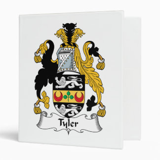 """Escudo de la familia de Tyler Carpeta 1"""""""