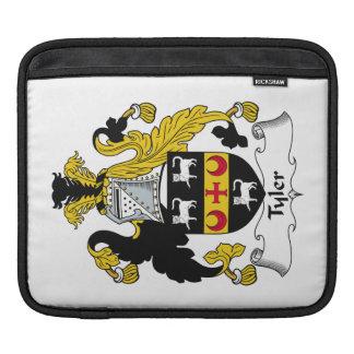 Escudo de la familia de Tyler Funda Para iPads