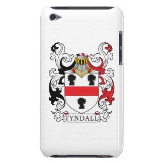 Escudo de la familia de Tyndall Funda Para iPod De Case-Mate