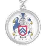 Escudo de la familia de Tyrell Colgante