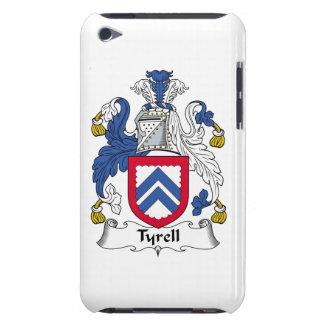 Escudo de la familia de Tyrell Case-Mate iPod Touch Funda