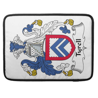 Escudo de la familia de Tyrell Funda Para Macbooks