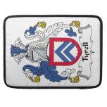 Escudo de la familia de Tyrell Funda Para Macbook Pro