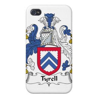Escudo de la familia de Tyrell iPhone 4 Fundas