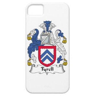 Escudo de la familia de Tyrell iPhone 5 Funda