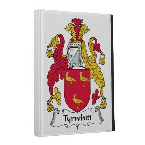 Escudo de la familia de Tyrwhitt
