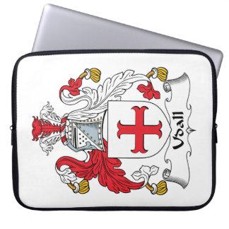 Escudo de la familia de Udall Manga Computadora