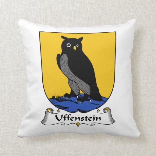 Escudo de la familia de Uffenstein Cojin