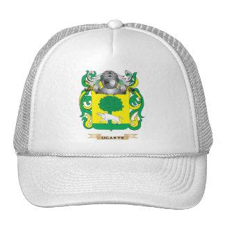 Escudo de la familia de Ugarte (escudo de armas) Gorras
