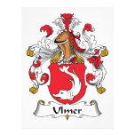 Escudo de la familia de Ulmer Anuncio