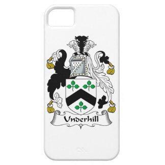 Escudo de la familia de Underhill iPhone 5 Carcasas