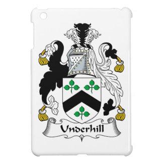 Escudo de la familia de Underhill iPad Mini Coberturas