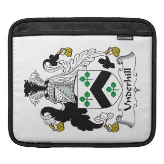 Escudo de la familia de Underhill Funda Para iPads
