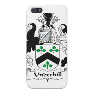 Escudo de la familia de Underhill iPhone 5 Funda