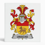 Escudo de la familia de Uniacke