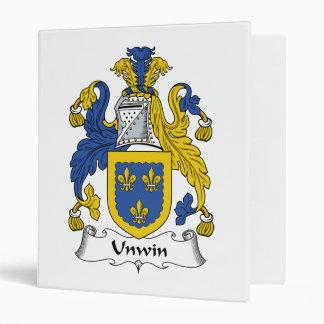 Escudo de la familia de Unwin