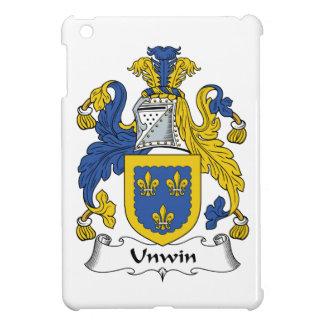 Escudo de la familia de Unwin iPad Mini Funda