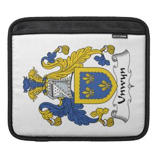 Escudo de la familia de Unwyn Funda Para iPads