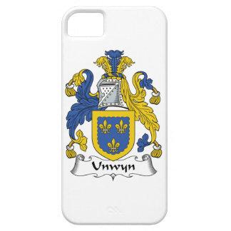 Escudo de la familia de Unwyn iPhone 5 Fundas