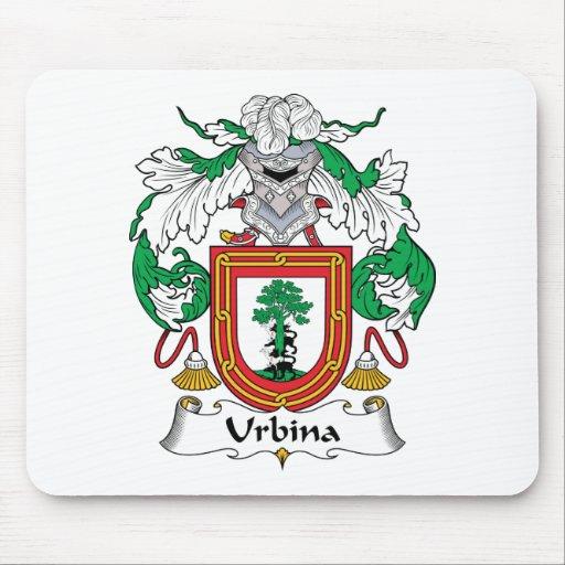 Escudo de la familia de Urbina Tapete De Ratones