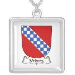 Escudo de la familia de Urburg Joyería