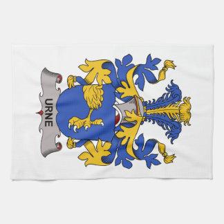 Escudo de la familia de Urne Toalla