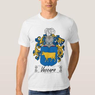 Escudo de la familia de Vaccaro Camisas
