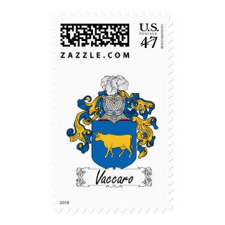 Escudo de la familia de Vaccaro Sello