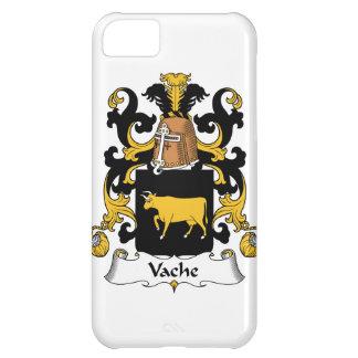 Escudo de la familia de Vache Funda Para iPhone 5C