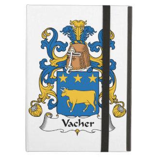 Escudo de la familia de Vacher