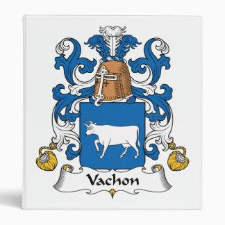 Escudo de la familia de Vachon