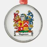 Escudo de la familia de Vaganov Adorno De Reyes
