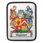 Escudo de la familia de Vaganov Manga De iPad