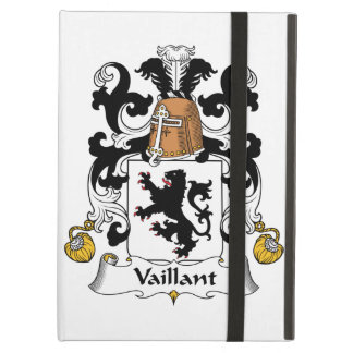Escudo de la familia de Vaillant