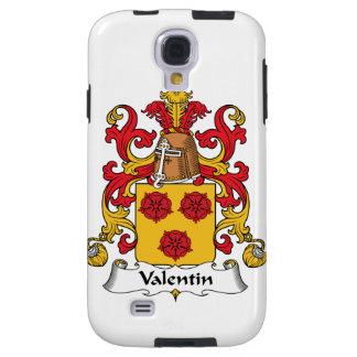 Escudo de la familia de Valentin Funda Para Galaxy S4