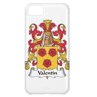 Escudo de la familia de Valentin Funda Para iPhone 5C