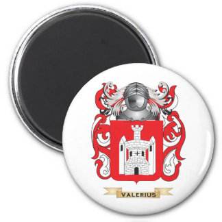 Escudo de la familia de Valerius escudo de armas Iman