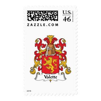 Escudo de la familia de Valette