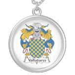 Escudo de la familia de Valladares Joyería