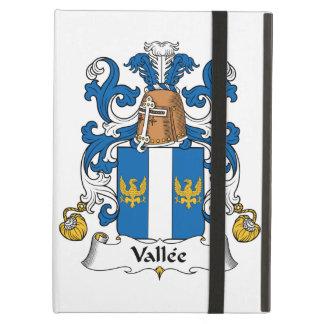 Escudo de la familia de Vallee