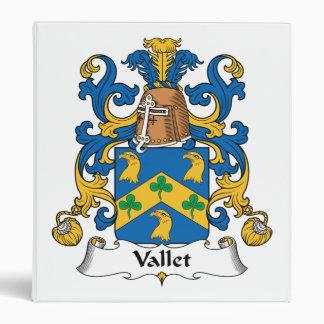 Escudo de la familia de Vallet