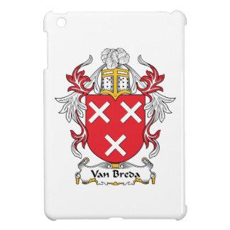 Escudo de la familia de Van Breda