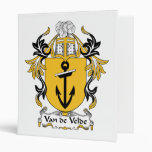 Escudo de la familia de Van de Velde