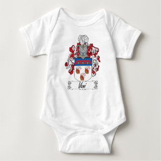 Escudo de la familia de Vani Body Para Bebé