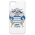 Escudo de la familia de Vargas iPhone 5 Protector