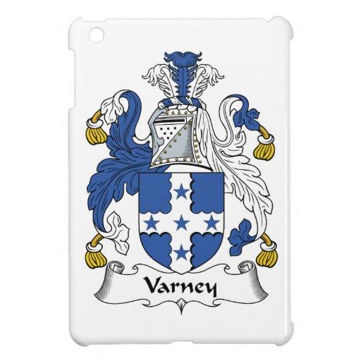 Escudo de la familia de Varney